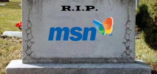 RIP-MSN