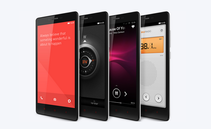Redmi note wale