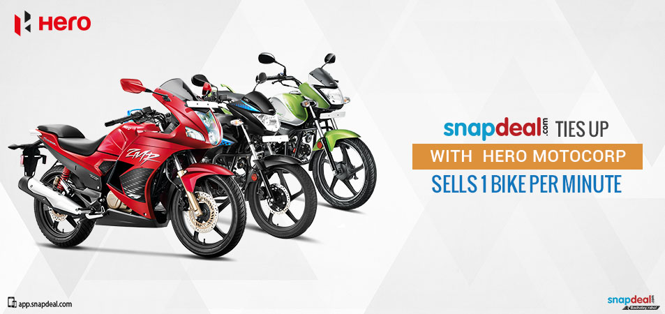 Snapdeal.com-ties-up-with-Hero-Motor-Corp