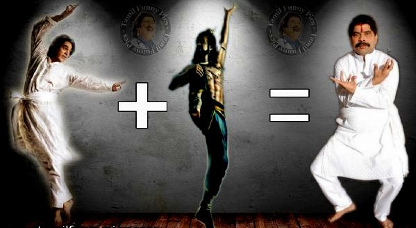 Tamil dance epic photoshop fail