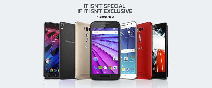 only on flipkart