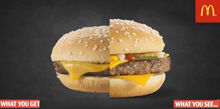 Fast-food-in-ads