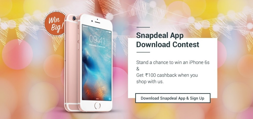 Snapdeal_iphone