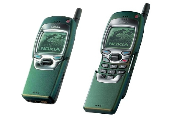 Nokia 7110 matrix