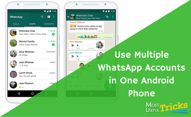 Use-Multiple-WhatsApp-Accounts-in-One-Android-Phone
