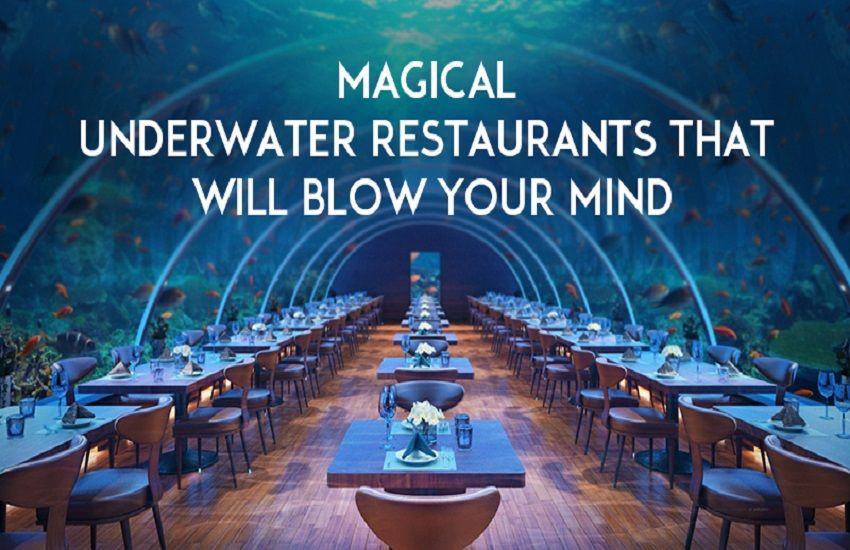 Underwater Restaurants
