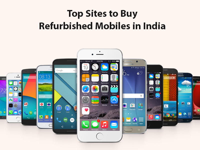 top sites to buy refurbished mobile in india