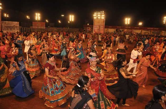Best Navratri Dandiya Events in Delhi-NCR