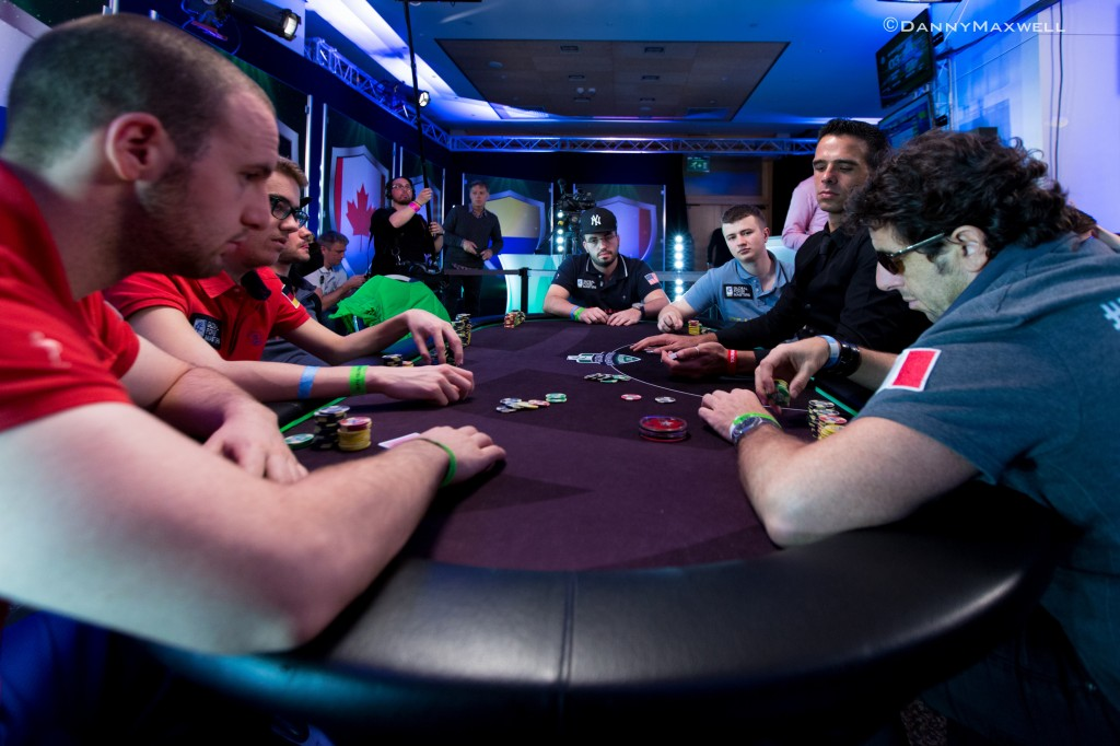 Poker players come in many different shapes, sizes and styles, and so adjusting to each player is a key element of the game.
