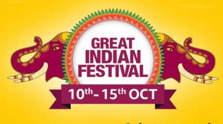 10 Top Offers of Amazon Great Indian Festival Sale