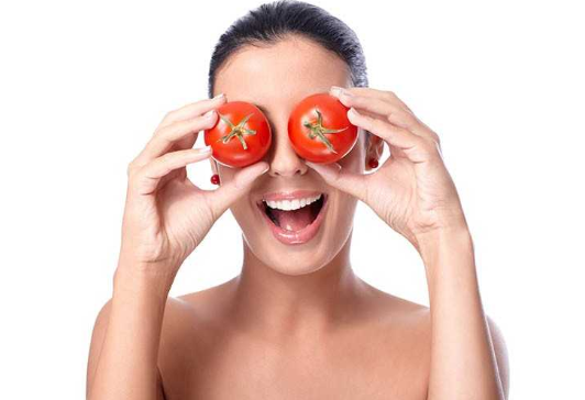 tomato-face-pack