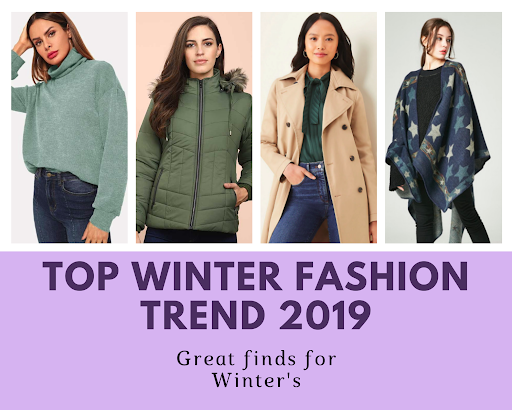 Winter Fashion Trends 2019 Great Finds For Winter