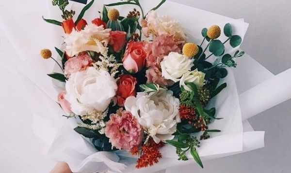 Basic Floral Bouquet