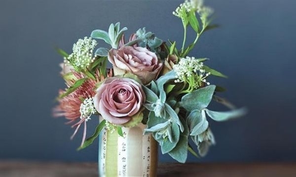 Botanical Centerpieces or Table Centerpieces