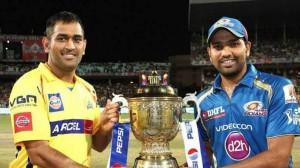 Mumbai Indians Vs. Chennai Super Kings (2019)