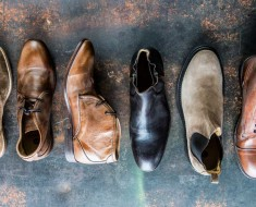 Different Types of Shoes That Every Men Needs