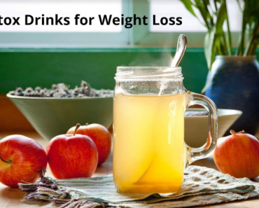 6 Best Detox Drinks for Weight Loss