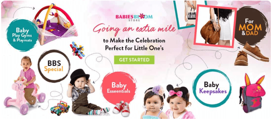 babies bloom store offers