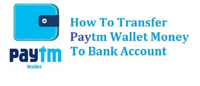 paytm cash to bank