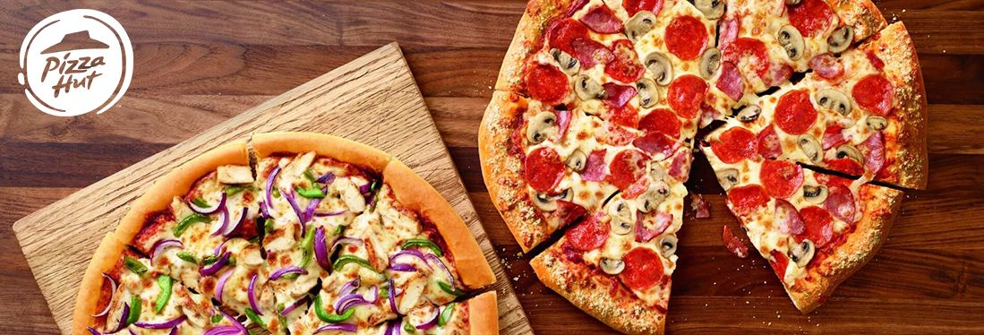 pizza hut offers online